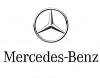 Mercedes - Print Campaign