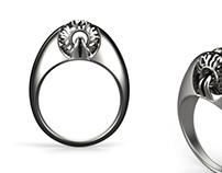 """""""Urban Nature"""" rings"""