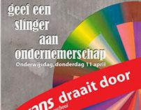 Poster design - Onderwijsdag