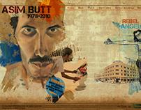 Asim Butt - Website Design