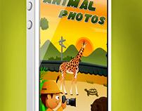 Animal photo game