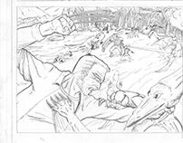 X-Men - mock page 2