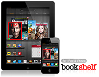 Bookshelf for iPhone and iPad