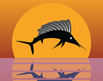 Fishing Company Logo