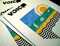 Voice Magazine #3 - cover