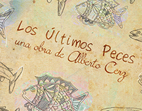 Los Últimos Peces - Poster for theater play