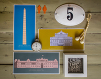 BAIRES BAIRES - Colección de Postales Buenos Aires