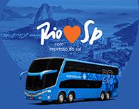 Rio S2 SP - Expresso do Sul
