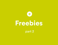 Freebies p.2, Mockups, Scene Creators, UI Kit