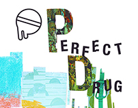 Cover for Perfect Drug magazine