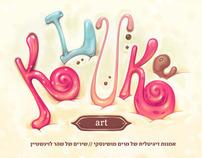 Klukeart book