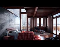 Interior - Light study