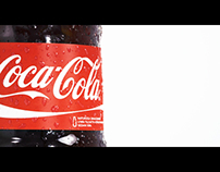 Coca Cola - Product shot