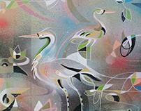 Stork Swamp - Upfest Gallery 2013