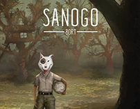 "Bort ""Sanogo"". Cover image and more for new music album"