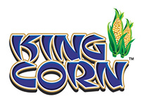 King Corn Packaging Visual Display Design