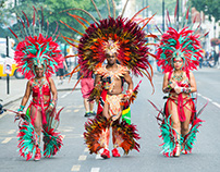 Nothing Hill Carnival 2016