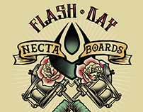Necta Boards - Flash Day