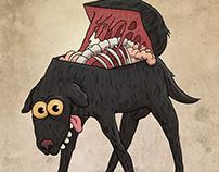 black dog opening