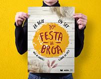 30ª Festa da Broa - Proposta/Proposal