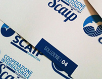 SCAIP ONG Logo Restyling