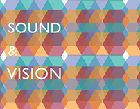 NABA Sound & Vision Poster