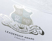CELL C CEO AWARDS CERTIFICATE