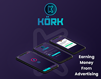 KÖRK - Earning Money From Advertising