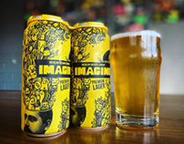 Brew Link Brewing Company - Summer 18 Beer Can Designs