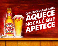 CERVEJA NOCAL Billboards