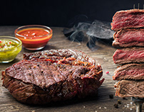 """""""Steak & Grill""""  Food photography"""
