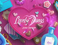 Lovely Things Scene Generator
