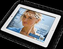 2014 - France Soir - iPad Cover