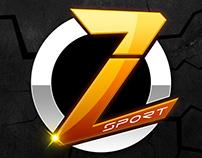 Zero Sports Branding Logo Design