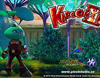 Kaboom - Videogame (Demo for GDC 2015)