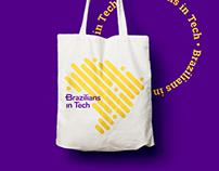 Brazilians in Tech | Brand