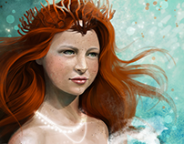 The young mermaid