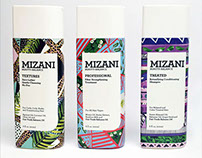 L'Oréal Mizani packaging concept