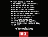 Diesel - Become The Label Brother