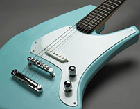 Electric Guitars: INDD 378