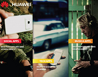 Huawei - Soluciones sorprendentes