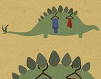 Si los dinosaurios viviesen.