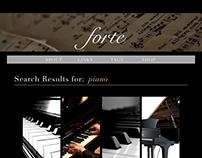 Forte Web Design