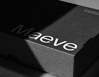 Maeve Visual Identity / Promotion