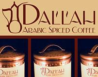 Dallah Arabic Spiced Coffee