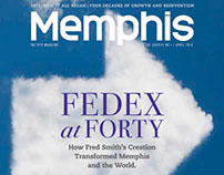 FedEx at Forty Memphis Magazine Special Edition