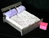 Paper Bed Replica