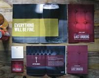 'Last Orders' Branding