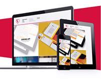 Responsive Minimal Website / Personal Website