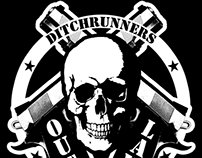 Ditchrunners Logo & CD Packaging